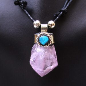 Krazy-Bear-Indigenous-Made-Shaman-Gemstone-Necklace-amethyst