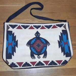 Krazy-Bear-Southwest-Purse-aztec-Turtle